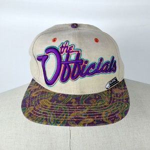 The Officals Snap Back Hat